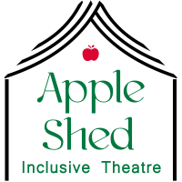AppleShed Inclusive Theatre Company Logo